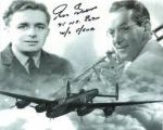 SGT Ron Brown (Flight Engineer) - Genuine Signed Autograph 7045
